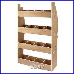 Citroen Berlingo II SWB Van Shelving Storage Plywood Racking Tool Shelves Rack