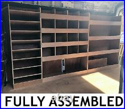 Citroen Relay Van Shelving Racking LWB L3 Plywood System Case Storage Unit UK