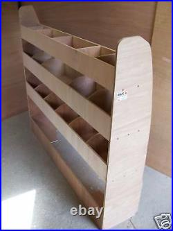 Ford Connect SWB 2002-2013 Model Van Racking Plywood Shelving Storage Accessorie