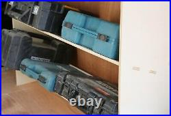 Ford Transit Custom L1 + L2 Toolbox Storage Van Racking Shelving OS Front