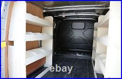 Ford Transit Custom SWB TRIPLE Van Racking Tool Storage Shelving Van Organiser