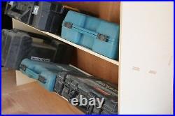 Ford Transit Custom SWB Van Racking Toolbox Storage Shelving XL double units
