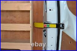 Ford Transit Custom VAN TOOL RACKING STORAGE- Shelving Package WRK47-53-57