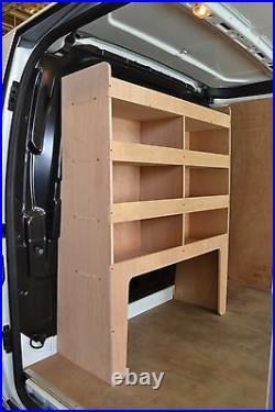 Ford Transit Custom Van Racking Shelving Bulkhead storage unit WR57