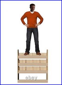 Ford Transit MK7 SWB, Plywood Racking, Plywood Shelving, Van Storage
