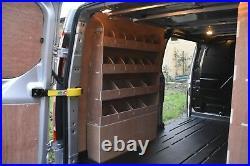 Ford Transit T350 L3 Van Racking Plywood Tool Storage Rack Ply Shelving Unit