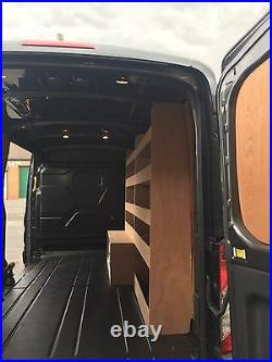 MERCEDES SPRINTER Storage Accessories Van Racking Sytem Plywood Shelving