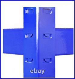 Metal Racking Bays Freestanding/Garage Shelving/Heavy Duty Storage Racking
