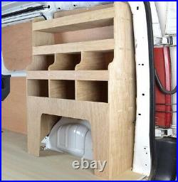 Peugeot Expert / Toyota Proace Van Racking Storage Shelving (2007-2016) WR30