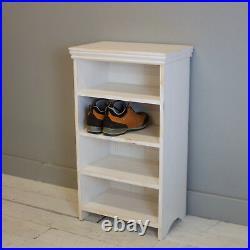 Tall Shoe Storage Rack Hallway Cupboard THE GOOD SHELF COMPANY