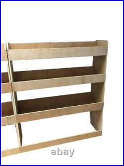 Vauxhall Vivaro Racking, Shelving and Tool Storage, Plywood Shelf