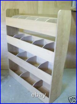 Vauxhall Vivaro WithBox Racking Van Storage Plywood shelving