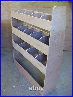 Vw Transporter Swb Van Racking Plywood Shelving Storage Accessories